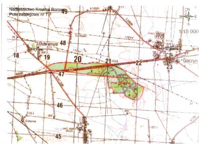 Oprysk Kąkolewo 02.05.2019 – 20.05.2019